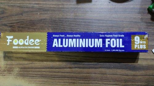 Premium Aluminium Foil Roll